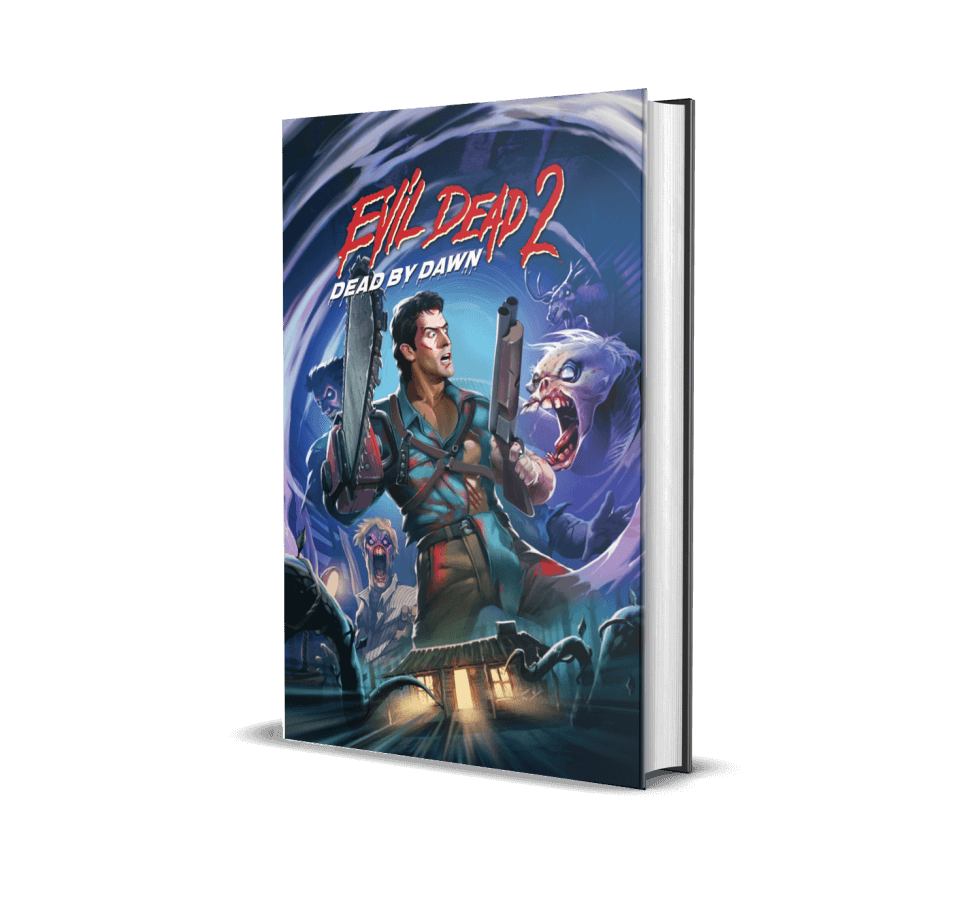 EVIL DEAD 2: DEAD BY DAWN (Cinestory Graphic Novel)