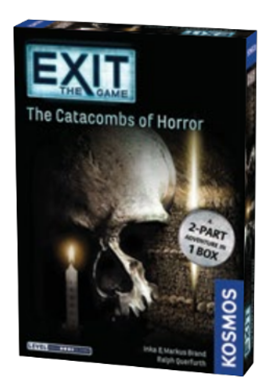 EXIT: The Catacombs of Horror [Damaged]
