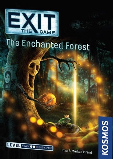 EXIT: The Enchanted Forest [DAMAGED]