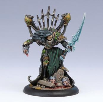 Warmachine: Cryx (34054): Epic Goreshade the Cursed