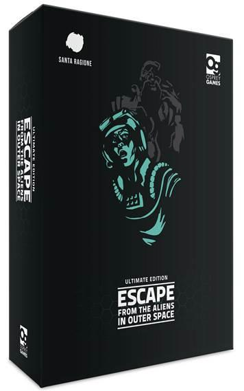 Escape From The Aliens In Outer Space (Ultimate Edition) [DAMAGED]
