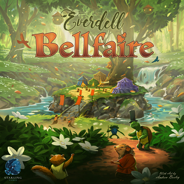 Everdell: Bellfaire (Expansion) [DAMAGED]