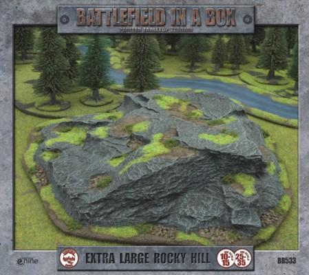 Battlefield in a Box: Rocky Hill (Extra Large) [SALE]