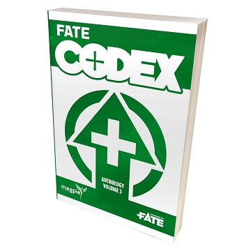 FATE Codex: Anthology Volume 3 (SC)