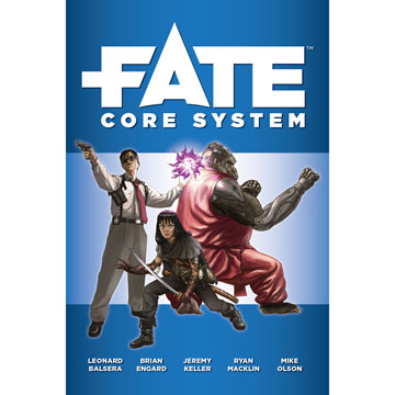 FATE: Core System [Damaged]