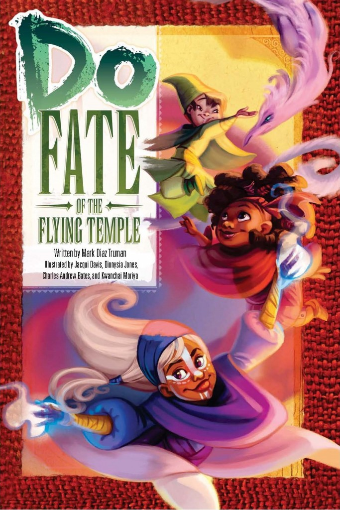 FATE: Do: Fate of the Flying Temple