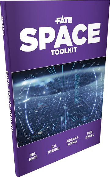 FATE: Space Toolkit (HC)
