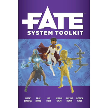 FATE: Toolkit