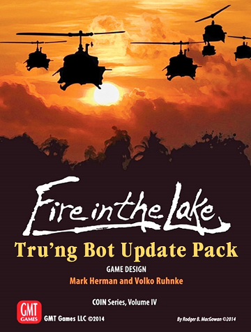 FIRE IN THE LAKE: TRUNG BOT UPDATE PACK