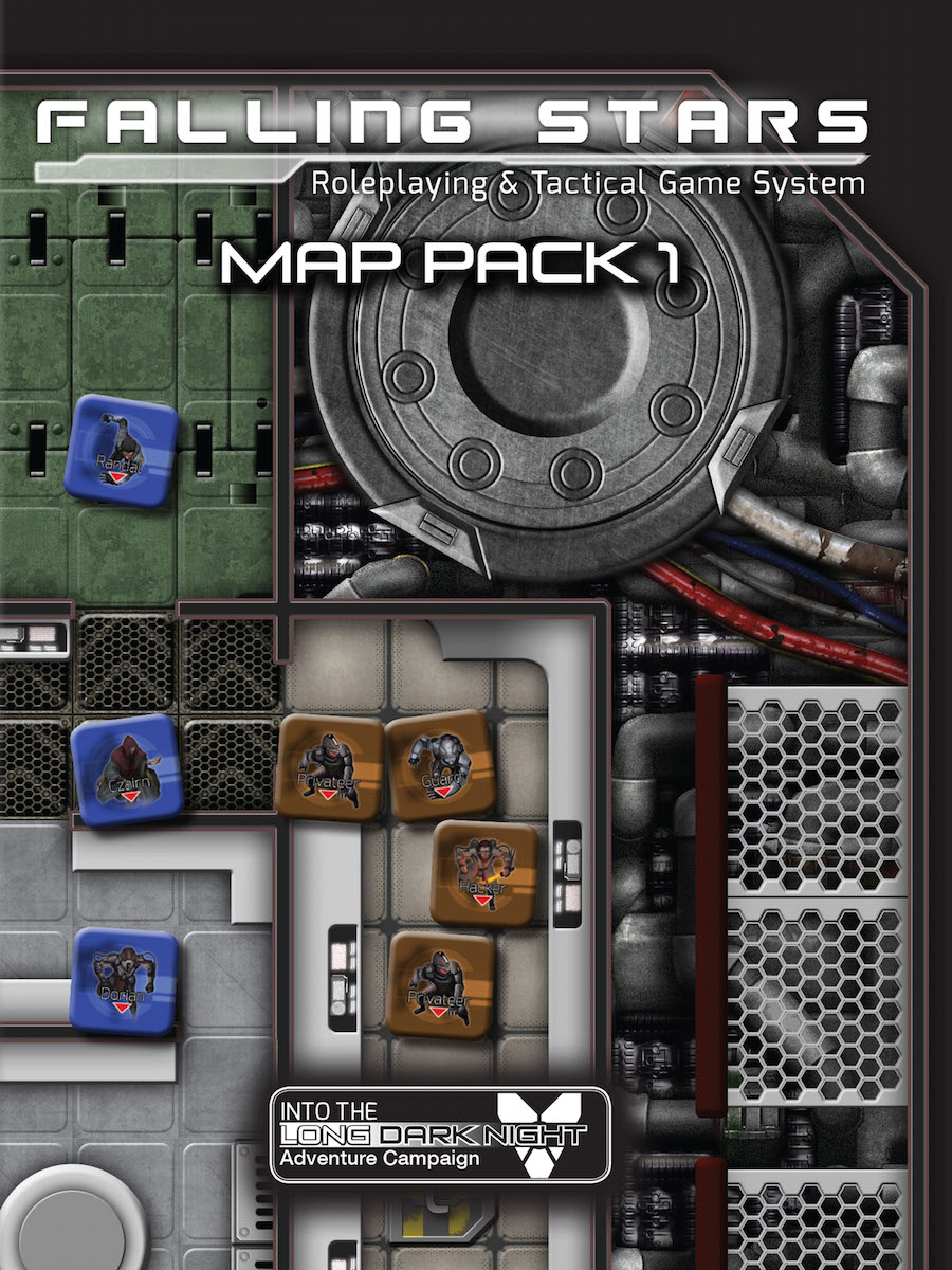 Falling Stars: Map Pack 1