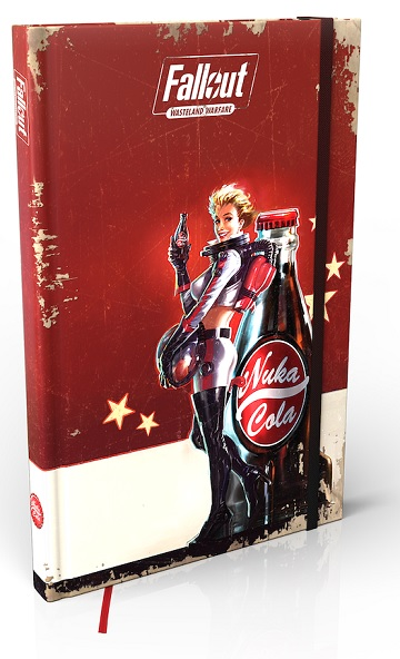 Fallout Wasteland Warfare: Nuka Notebook
