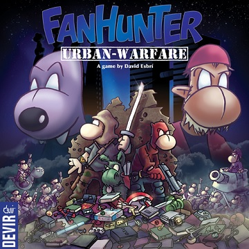 Fanhunter: Urban Warfare - Spanish Edition [Damaged]