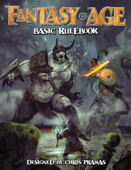 Fantasy Age: Basic Rulebook