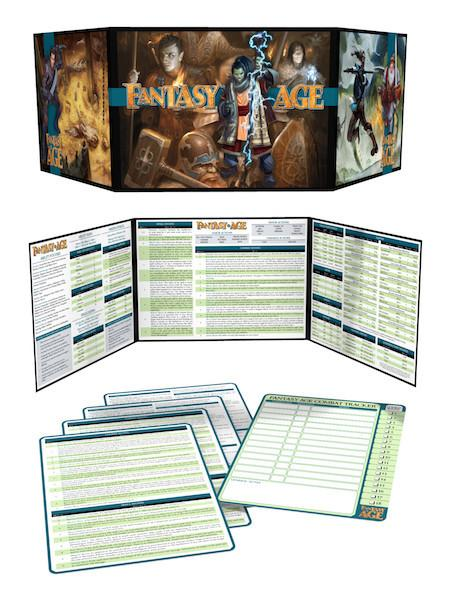 Fantasy Age: Game Masters Kit