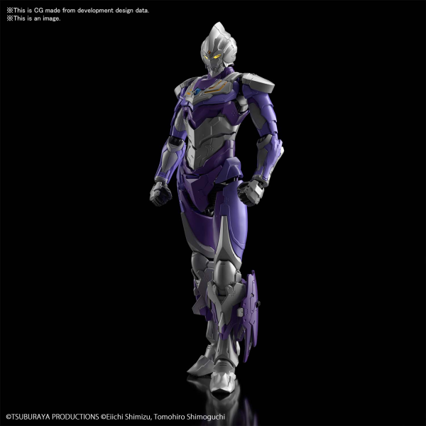 Figure-rise Standard 1/12: Ultraman Suit TIGA Sky Type -Action-