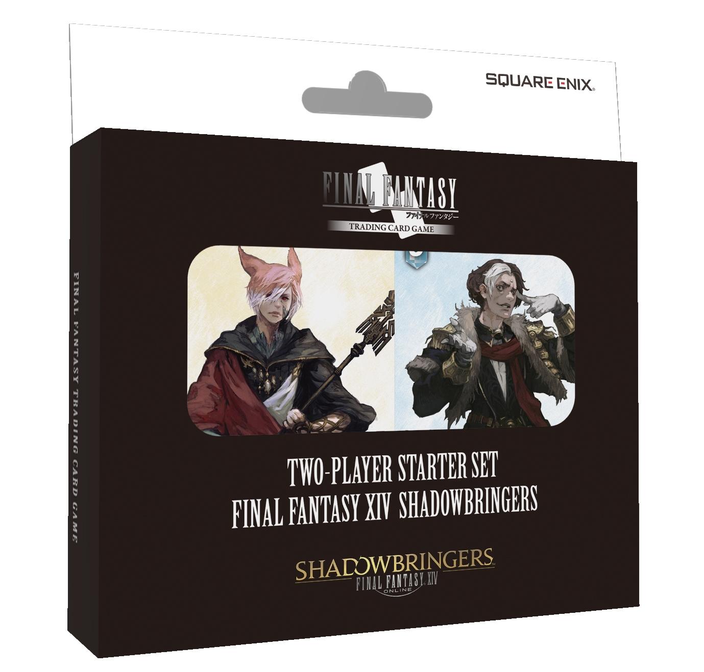 Square Enix - Final Fantasy TCG: Shadowbringers Starter #SQE6832982 [ 662248832975]