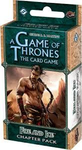 A Game of Thrones LCG: Fire and Ice (SALE)