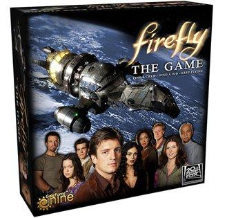 Firefly- The Game [Damaged]