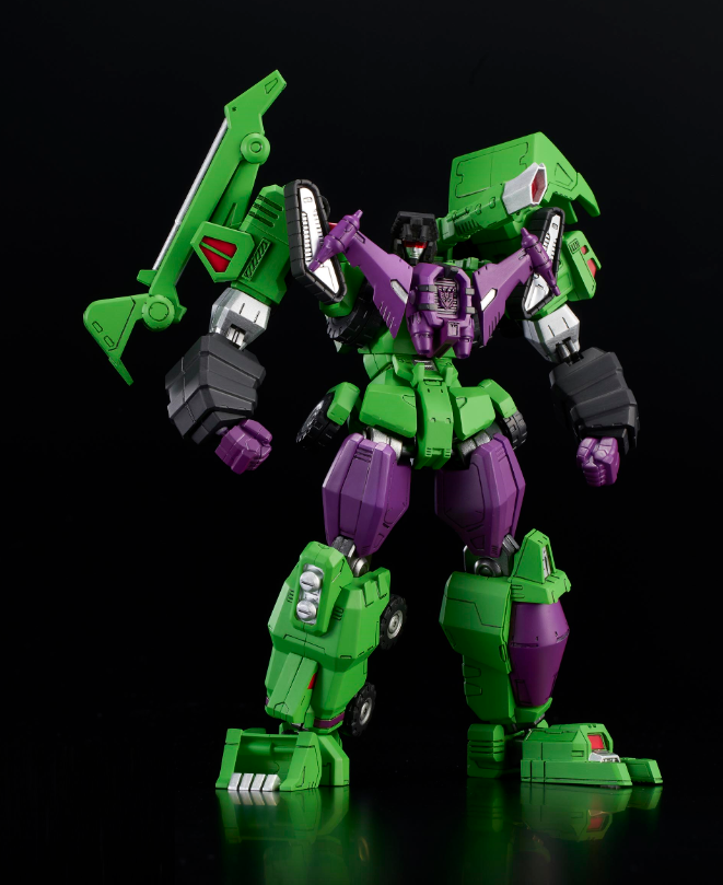 Flame Toys Furai Model 11: Transformers - Devastator