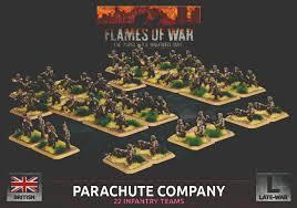 Toys & Hobbies Miniatures, War Games Flames of War British ...