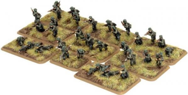 Great War: German: Infanterie Platoon