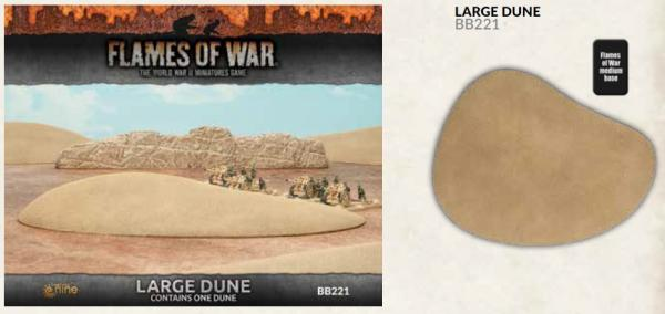 Flames of War: Large Dune