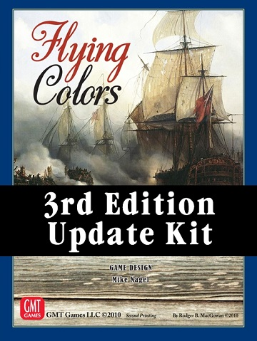 Flying Colors (Deluxe Third Printing)- Update Kit