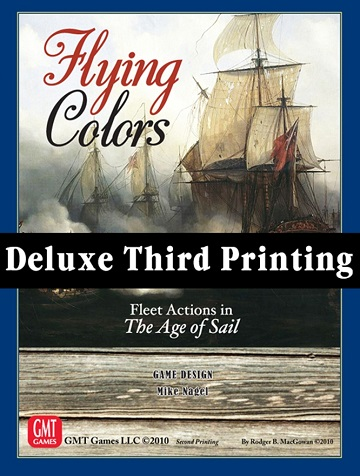 Flying Colors (Deluxe Third Printing)