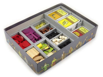 Folded Space: Board Game Organizer- Agricola