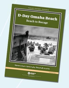 Folio Game Series: D-Day Omaha Beach- Beach to Bocage