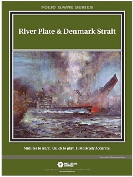 Folio Game Series: River Plate & Denmark Strait