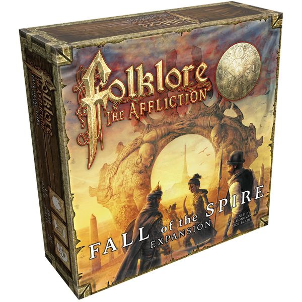Folklore The Affliction: The Fall of the Spire Expansion