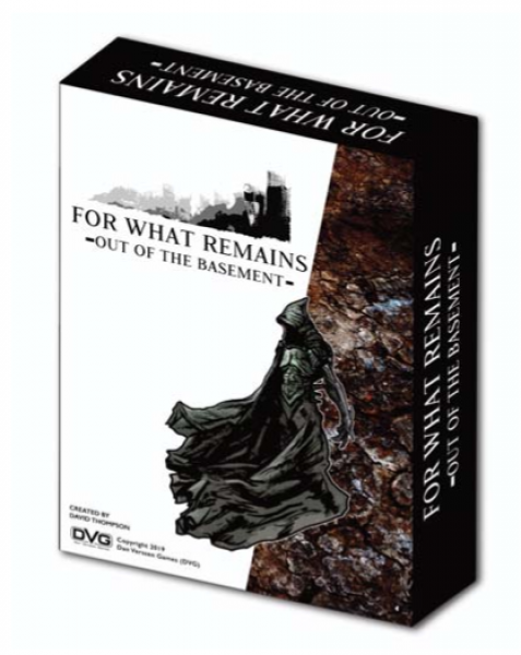 For What Remains: Out Of The Basement
