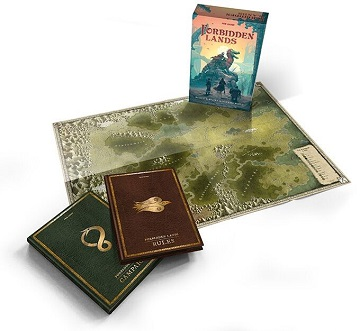 Forbidden Lands Box Set