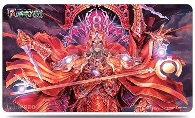 Force Of Will: PLAYMAT- RETURN OF THE DRAGON EMPEROR V3