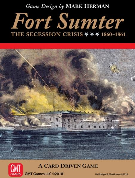 FORT SUMTER: THE SECESSION CRISIS 1860-61