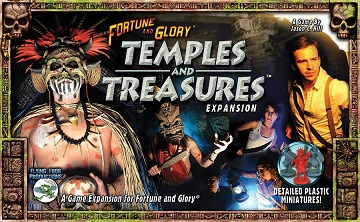 Fortune and Glory: Temples and Treasures Expansion