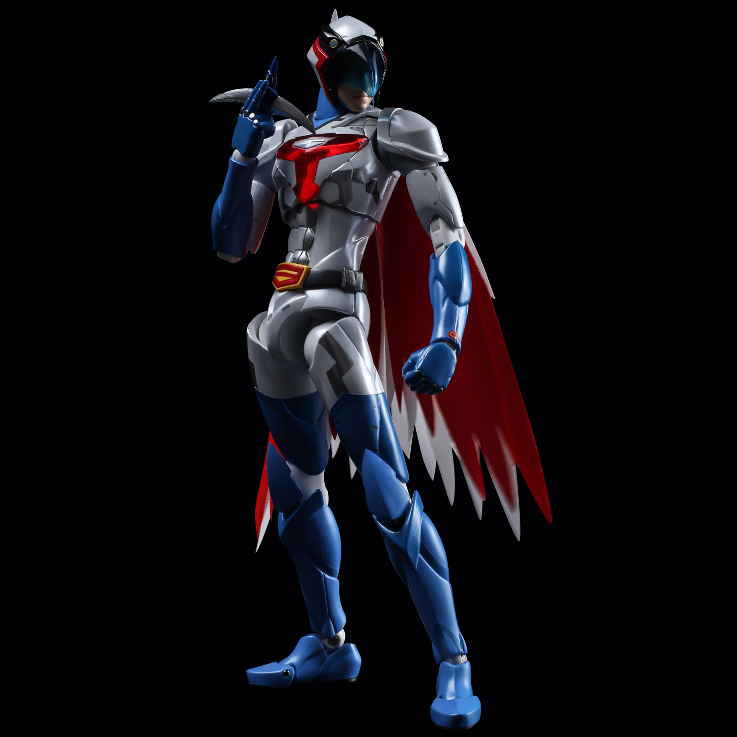 "Gatchaman Fighter Gear Ver. ""Infini-T Force"" (SEN-TI-NEL Tatsunoko Heroes Fighting Gear)"