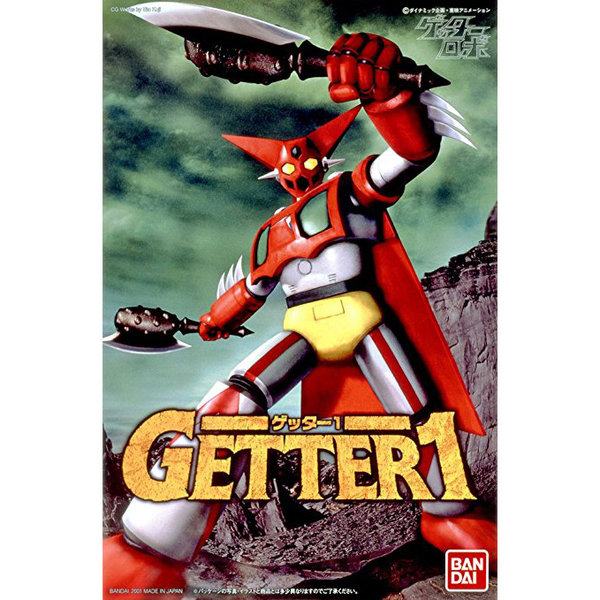 Getter Robot 1 (Renewal)