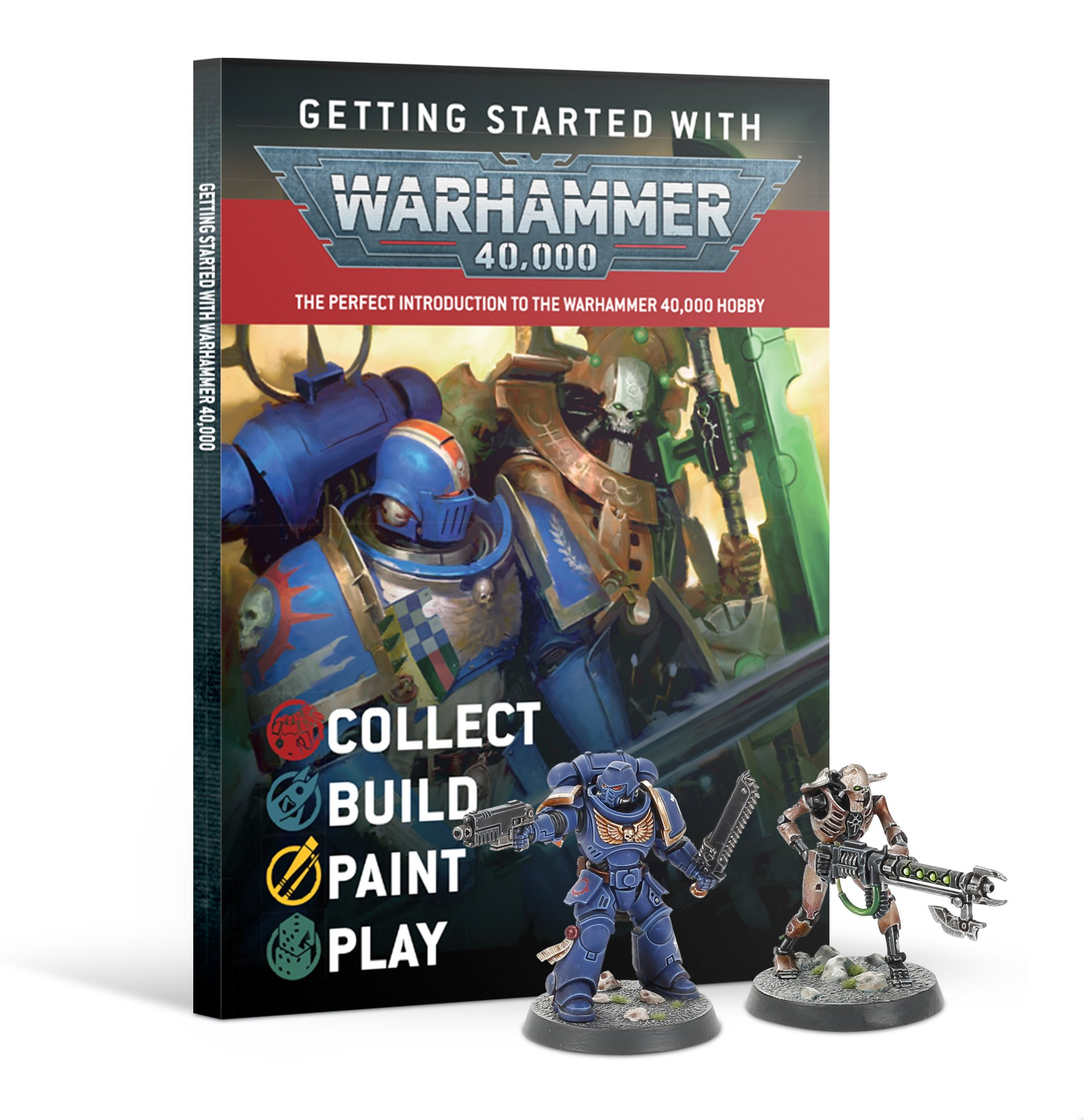 Getting Started With Warhammer 40,000 (2020)