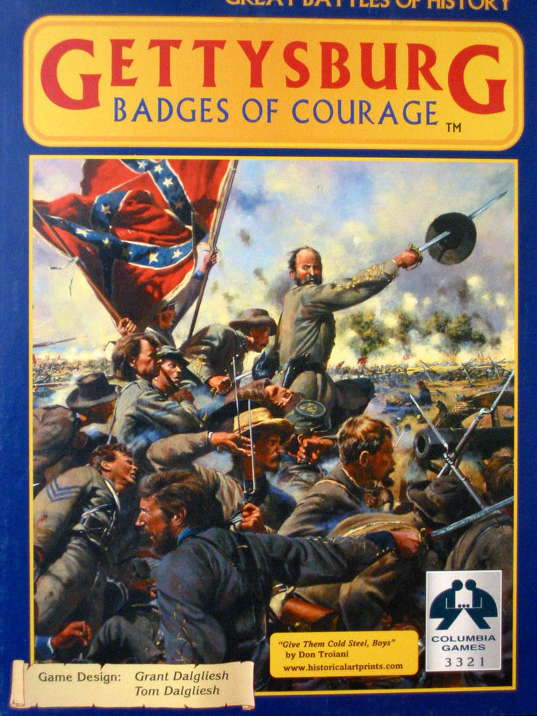 Gettysburg: Badges of Courage