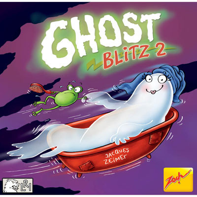 Ghost Blitz 2.0 [Damaged]