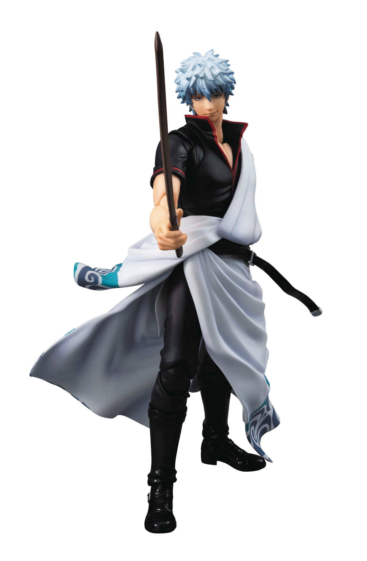 Gintama: Gintoki Sakata (Variable Action Hero PVC Figure)
