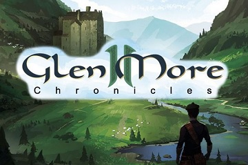 Glen More 2: Chronicles 6 Shields