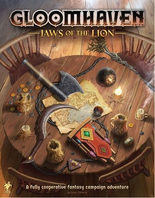Gloomhaven: Jaws of The Lion [Damaged]