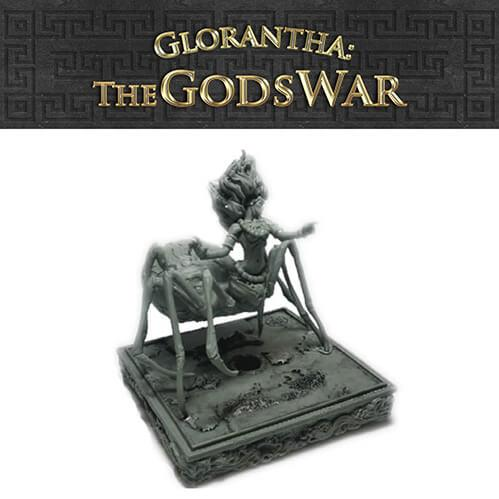Glorantha- The Gods War: Arachne Soara