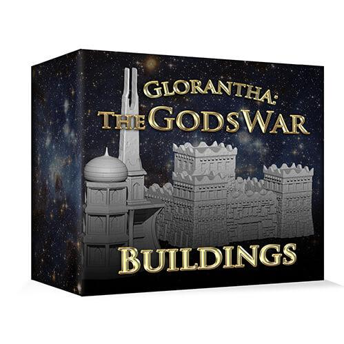 Glorantha- The Gods War: Buildings
