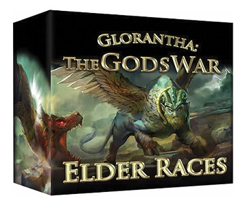 Glorantha- The Gods War: Elder Races