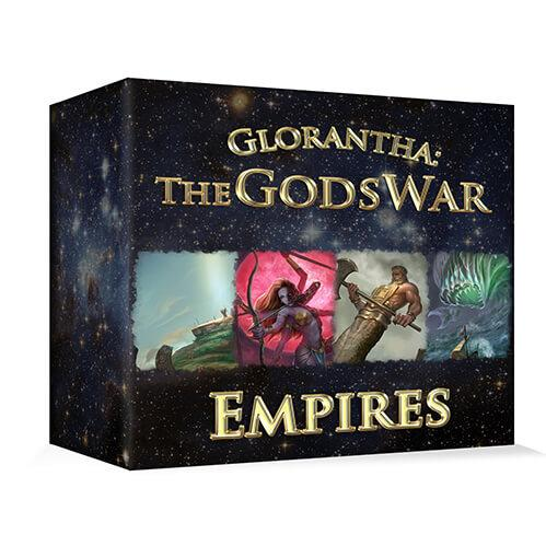 Glorantha- The Gods War: Empires