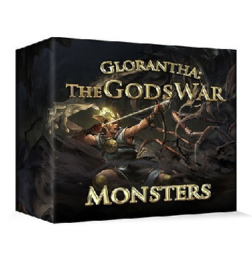 Glorantha- The Gods War: Monsters